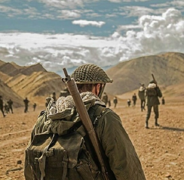 First look of Tubelight