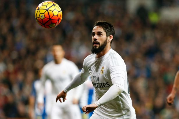 Football Transfer news Isco