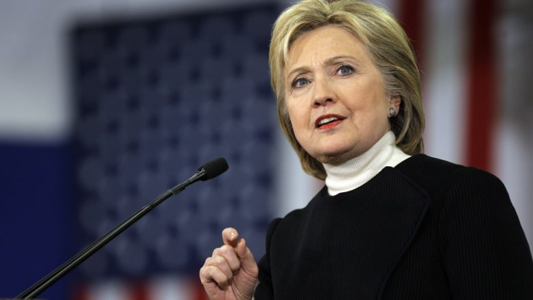 Pakistan's nuclear weapons are vulnerable: Hillary Clinton
