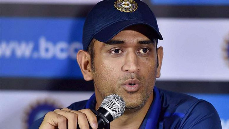 MS-Dhoni-India vs West Indies