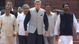 Omar lead Opposition to meet Modi over Kashmir unrest