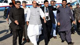 Indo-Pak border will be sealed: Rajnath Singh