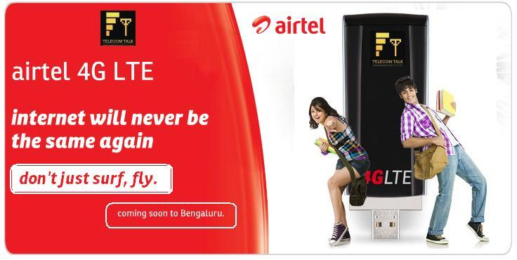 www.offers.airtel.com Airtel-Launching-4G-services
