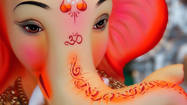 108 names of Hindu God Ganesha Lord