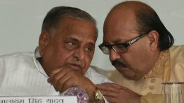 Amar Singh appointed as National General Secretary of Samajwadi Party by Mulayam Singh Yadav