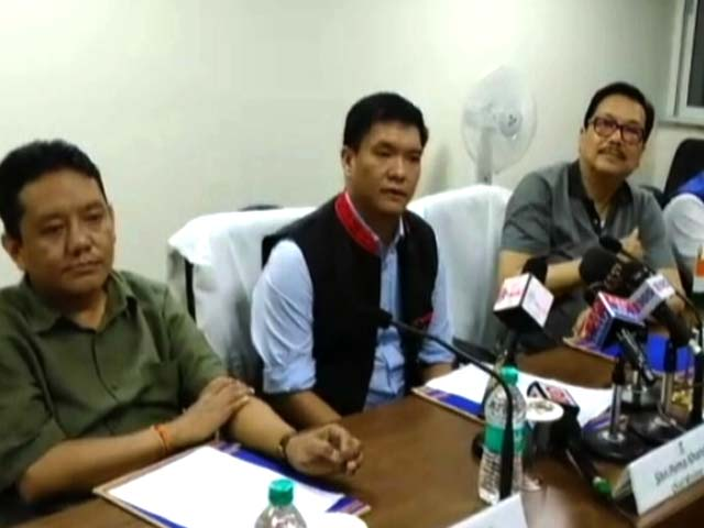 pema-khandu-to-ally-bjp-quit-congress-in-arunachal-pradesh
