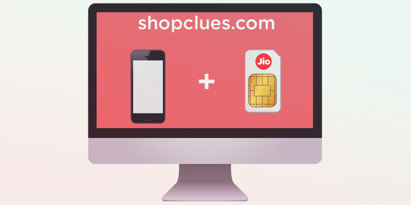 ShopClues Reliance Jio