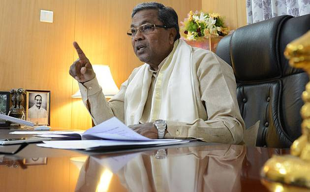 Siddaramaiah deny to release water