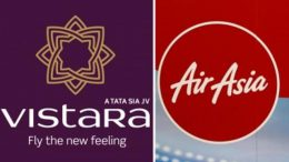 fly cheap with Vistara and AirAsia