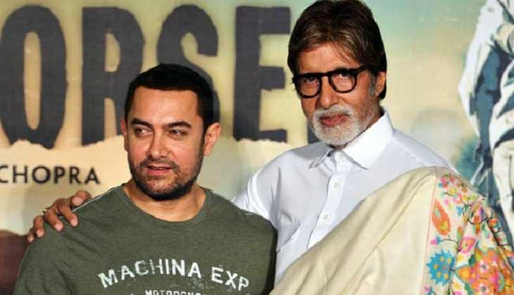 amitabh-bachchan-and-aamir-khan in Thug