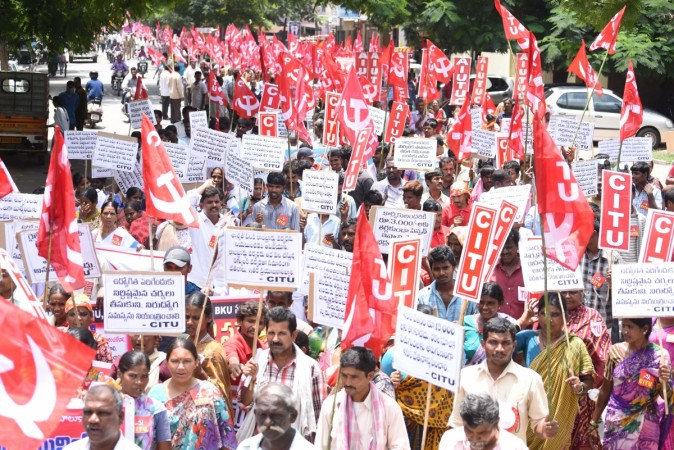 bharat-bandh-strike-september-2-workers-wages-salary-trade-unions-citu-cpm-jaitley-modi-labour