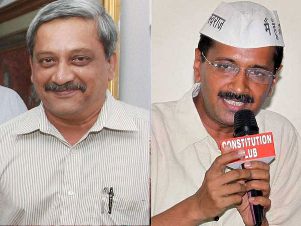 Arvind Kejriwal's Tongue Was Trimmed As He Spoke Against PM: Manohar Parrikar