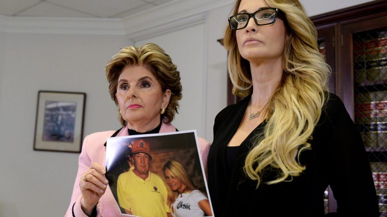 Adult Film Actress Jessica Drake Accuses Donald Trump Of Sexual Misconduct