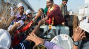 Arvind Kejriwal in Gujrat for four day