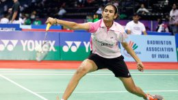 Badminton player Ruthvika Shivani Gadde wins Grand Prix title
