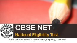 CBSE UGC-NET Notification: Application forms on cbsenet.nic.in from 17 October 2016