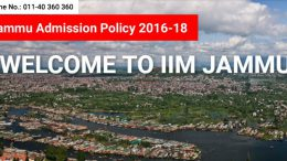 Cabinet gives nod for new IIM in Jammu