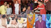 Exclusive Celebrities Durga Puja