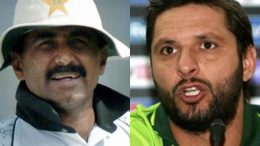 Dawood threatens Shahid Afridi regarding legal notice to Miandad