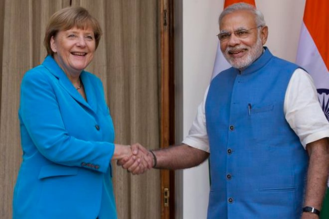 Germany supports for India in its fight against terrorism