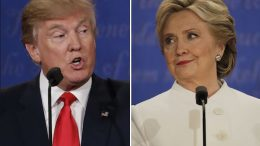 Hillary Vs Trump Final US Presidential debate