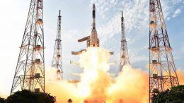 ISRO GSAT-18 succesfully launched