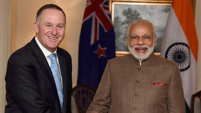 John Key to meet Narendra Modi