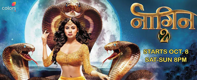 Mouni Roy to play double role in naagin season 2 colors