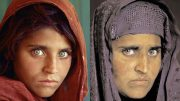National Geographic 'Afghan girl' Sharbat Bibi arrested in Peshawar for forgery
