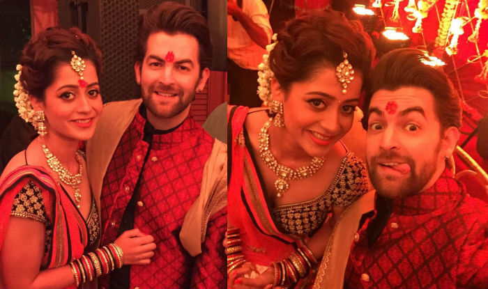 Neil Nitin Mukesh and Rukmini