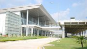 PM Modi inaugurates terminal building of Vadodara airport