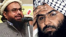Pakistan Masood Azhar and Hafiz Saeed