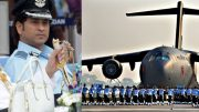 Sachin Tendulkar attended the 84th anniversay of Indian Air Force