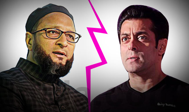 Salman Khan's father Salim Khan lashes out at Asaduddin Owaisi