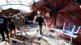 Suicide bombing on Shia kills more than 30 in Baghdad