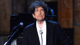 US singer songwriter Bob Dylan wins Nobel prize for Literature