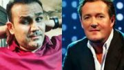 Virender Sehwag hits Piers Morgan back after India wins Kabaddi World Cup