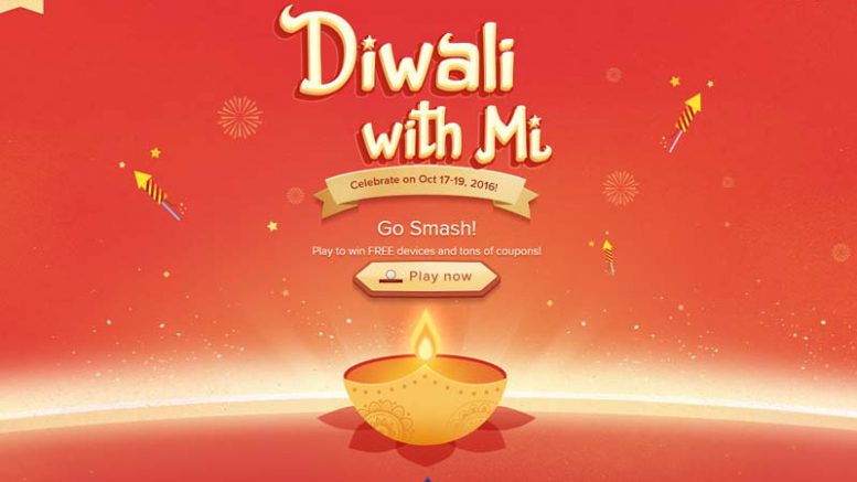 Xiaomi Sale Diwali With Mi Offers Redmi 3S at Re. 1, Mi Max Prime First Sale, and More