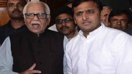Akhilesh Yadav meets UP governor