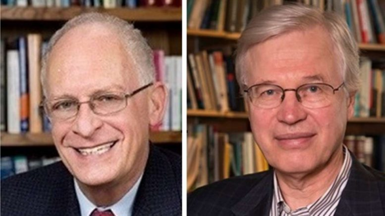 Nobel prize in economics 2016 awarded to Oliver Hart and Bengt Holmström