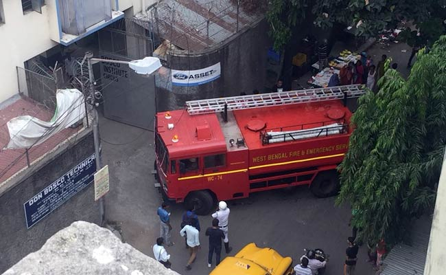 Fire break out at Don Bosco school