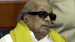 Karunanidhi not well, advised rest