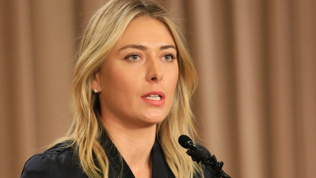Maria Sharapova banned for 15 months by International Tennis Federation