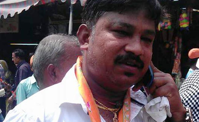 RSS leader murdered on busy Bengaluru street