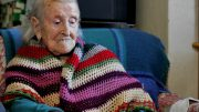 Emma Morano‬‬ world's oldest person, turns 117