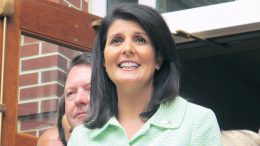Donald Trump chooses Indian-American Nikki Haley as US ambassador to UN