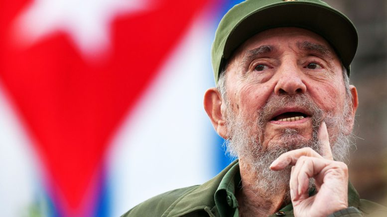 Fidel Castro Cuban leader dies at 90