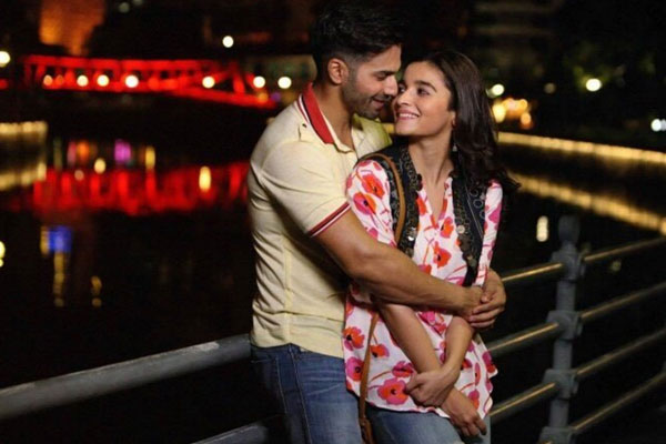 First look of 'Badrinath Ki Dulhania' is out! starring Alia and Varun