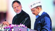 I agree with Kejriwal government in 99% of cases says Najeeb Jung
