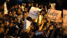Missing JNU student Najeeb Ahmed seen in Aligarh